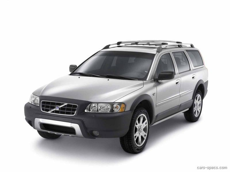 2008 Volvo Xc70 Wagon Specifications Pictures Prices