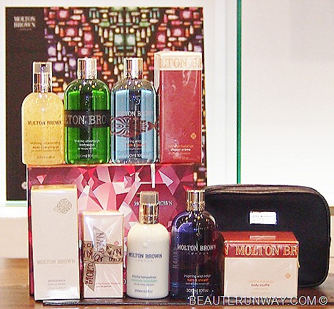 Molton Brown Shower Gel SALE Silver Birch wild indigo blissful templetree, vitamin AB C Ngee ann city raffles hotel haul
