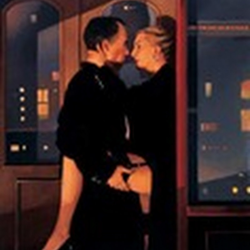 Jack Vettriano y The Temptations