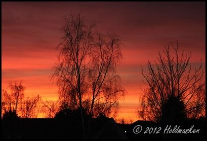 Himlen den 14.1.12