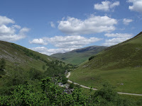View of a Glen