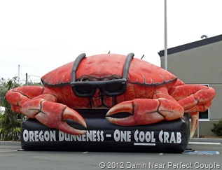 Giant Dungeness Crab