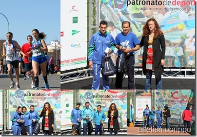 Carrera Popular San Jose 2012