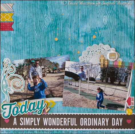 Today- A Simply Wonderful Day