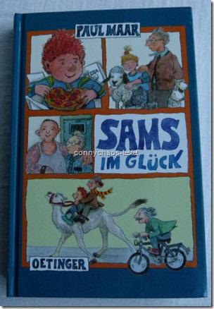 """Verlosung zum Welttag des Buches """"Sams im Glück"""" Paul Maar"""