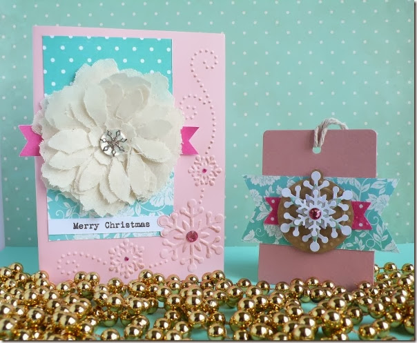 cafe creativo - Anna Drai - sizzix big shot - card tag christmas (1)