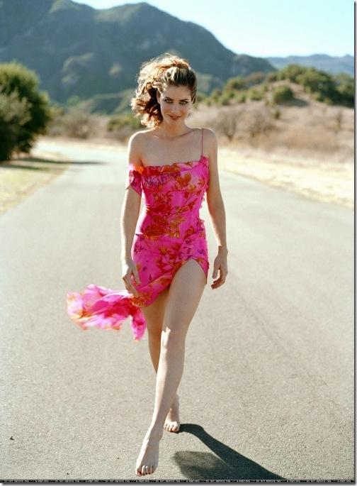 Amanda Peet Hot