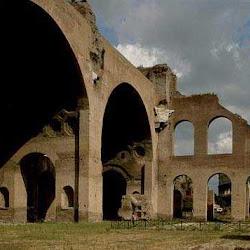 37 - Basilica de Majencio en Roma