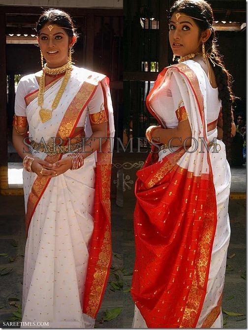 Prathistha_White_Traditional_Saree