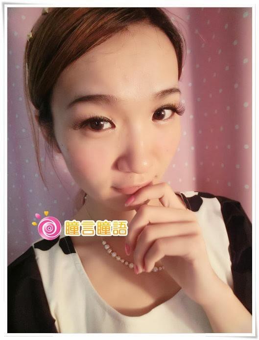 韓國NEO隱形眼鏡-NEO Monet灰(月拋)16