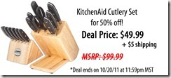 kitchen aid deal