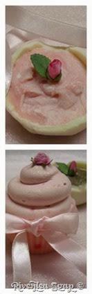 More soap