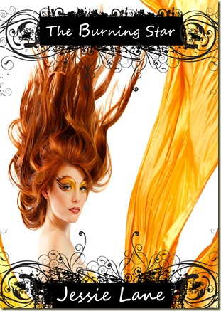 The Burning Star cover 2