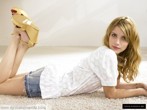 Emma Roberts linda sensual sexy sedutora desbaratinando (35)