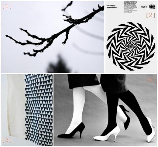 Black & White 1-4