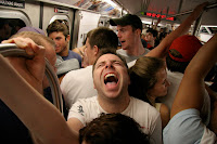 More fun on the subway