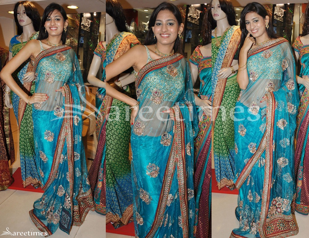 [Blue_Embroidery_Shimmer_Faux_Georgette_Saree%255B4%255D.jpg]