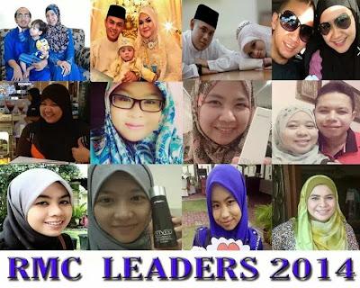 rmc,leaders,shaklee,naik,pangkat,kelebihan,rank