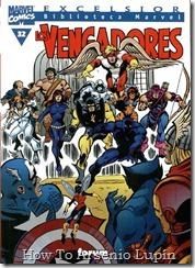 P00032 - Biblioteca Marvel - Avengers #32