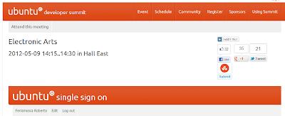 Ubuntu sta trattando con EA Games