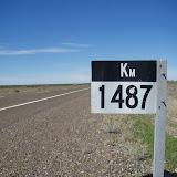 Distance qui nous separe encore de Ushuaia. Le referenciel nest pas vraiment le meme que chez nous. Largentine possede une superficie de 2 791 810 km², soit plus de 5 fois la France.