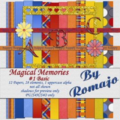 Magical Memories #1 Basic