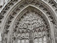 2014.09.11-023 arbre de Jessé sur le portail de la cathédrale Saint-Pierre