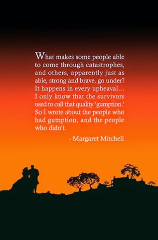 MM Gumption Quote