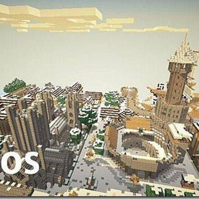 Minecraft 1.5 - Kalos Texture Pack 16x