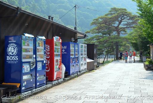 61 - Glória Ishizaka - Arashiyama e Sagano - Kyoto - 2012