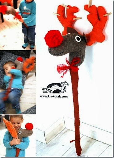 como-hacer-juguete-reciclado-navidad-reno