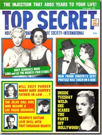 Tabloid Top Secret