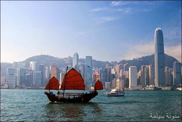هونغ كونغ سياحة