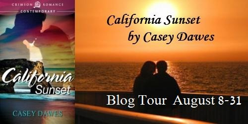 Casey Dawes blog tour