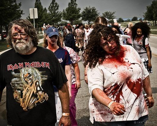 Iron Maiden Zombie