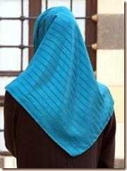 jilbab nyamping