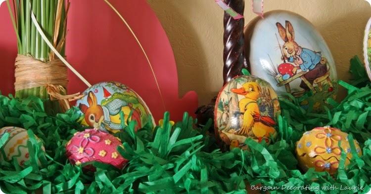 Easter Mantel 3