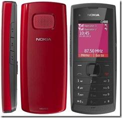 โนเกีย X1-01 - Nokia X1-01