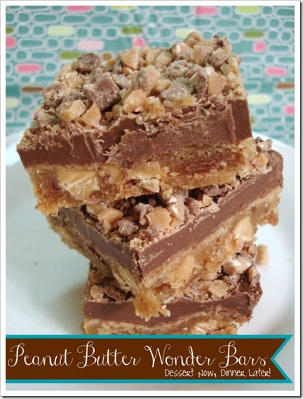 Peanut Butter Wonder Bars1