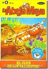 P00006 - La abeja Maya #6