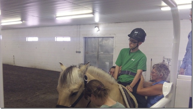 Wes July 9 horseback2