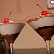 Chocolate Mousse Martini