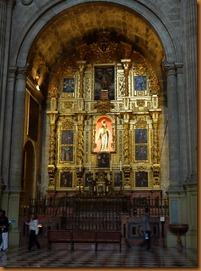 malaga,side altar N