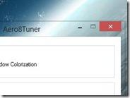 Attivare effetto trasparenza nelle finestre di Windows 8