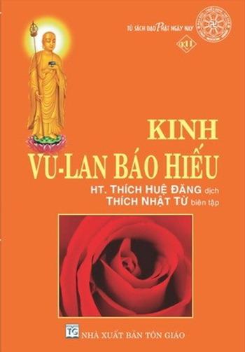 Phật Thuyết Kinh Vu Lan Bồn