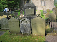 Wordsworths\' Headstones.