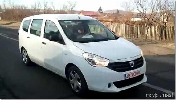 Dacia Lodgy gespot 01