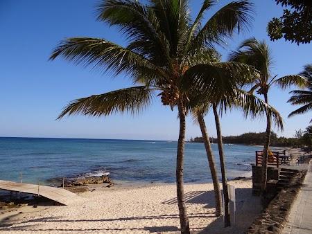 Plaja Hotel Le Meridien Mauritius
