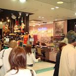 inside shibuya 109 in Shibuya, Tokyo, Japan