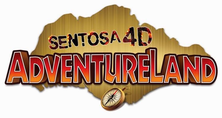 Sentosa 4D AdventureLand Logo